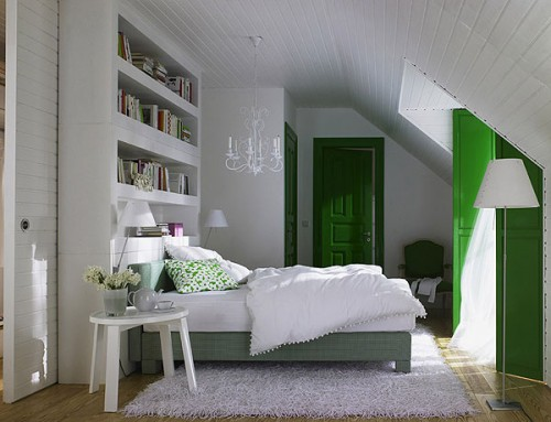 Green-Attic-Bedroom