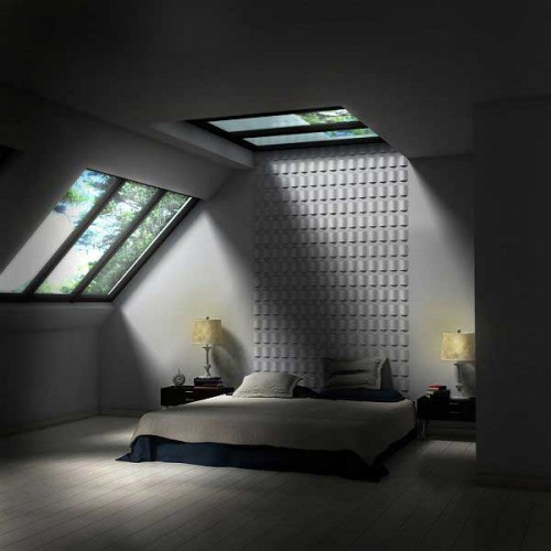 Minimalist-Attic-Bedroom-Ideas