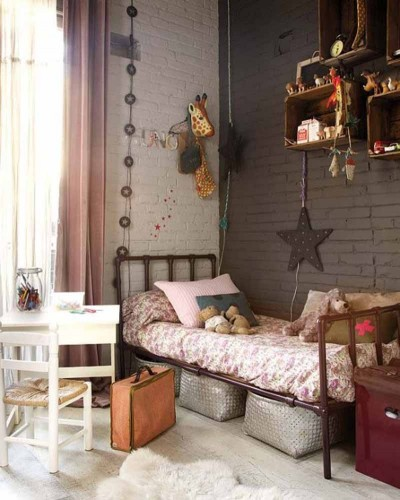 Vintage-Bedroom-Idea